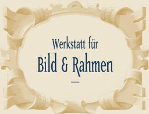 Logo Werkstatt für Bild & Rahmen